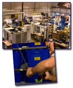 Mattson Witt Precision Products - preferred source for custom manufactured plastic component solutions